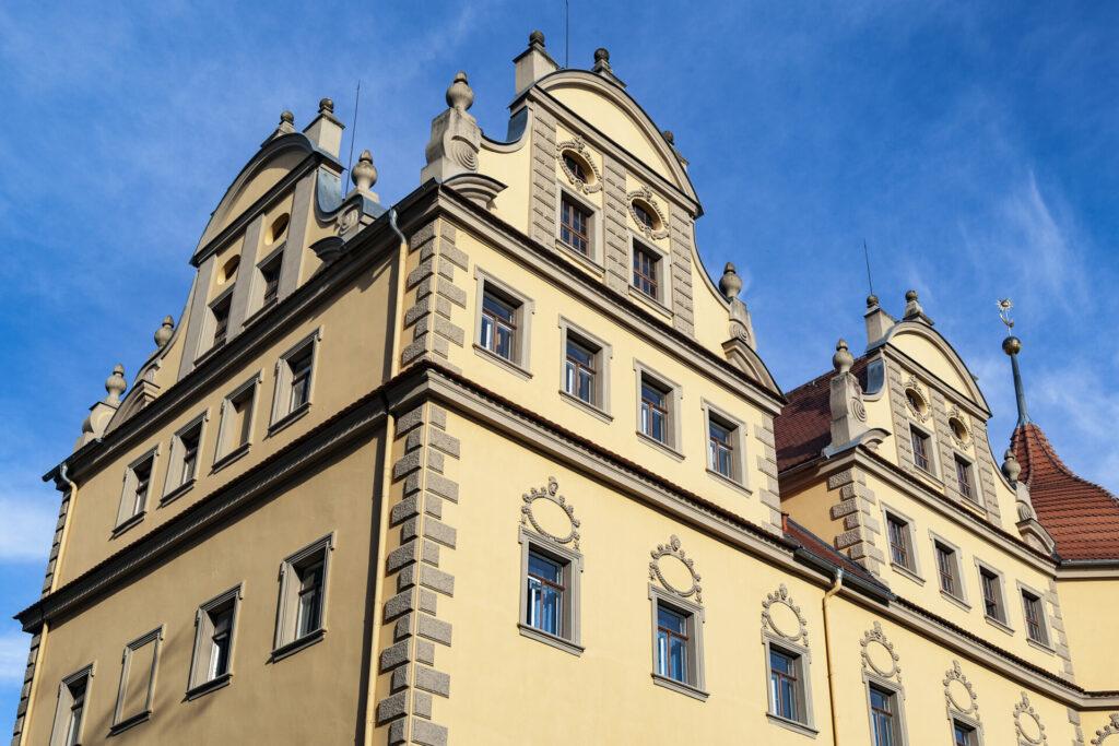 Schlosshotel Althörnitz Außenansicht