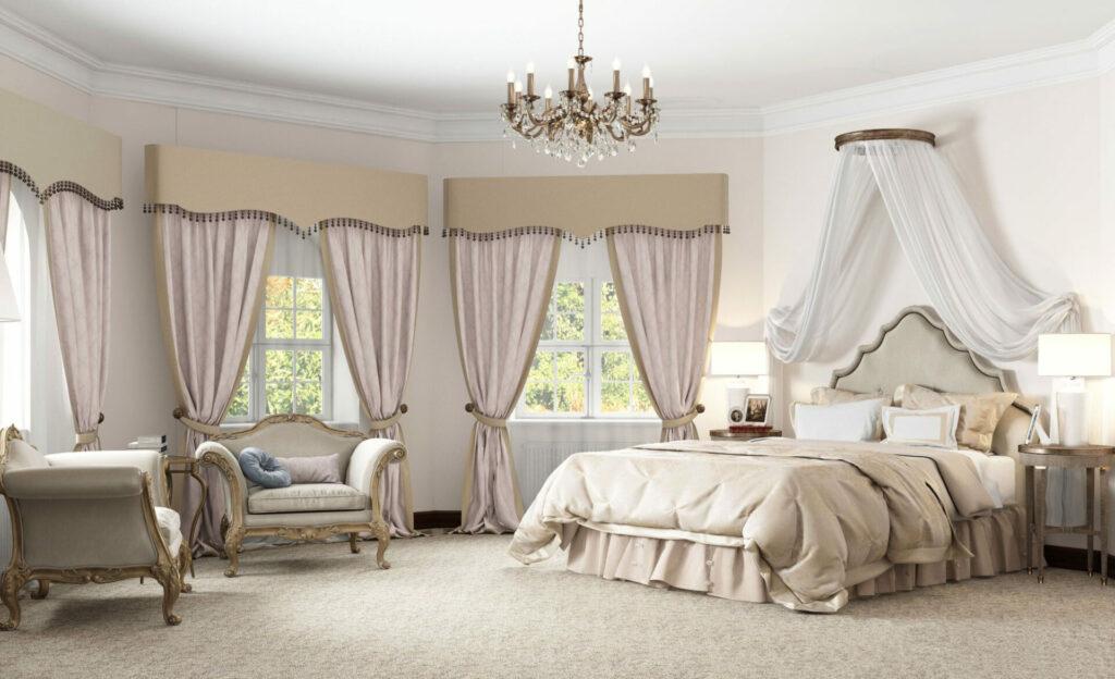 Schlosshotel Althörnitz Honeymoon Room nach Renovierung