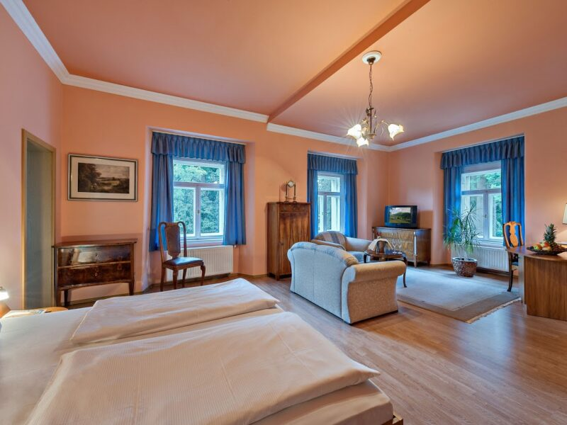 Schlosshotel Althörnitz Juniorsuite