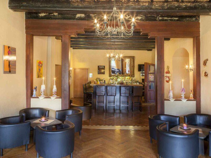 Schlosshotel Althörnitz Bar