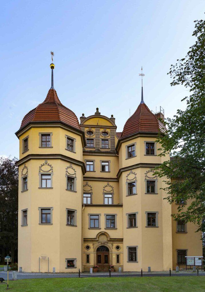 Schlosshotel Althörnitz seekda