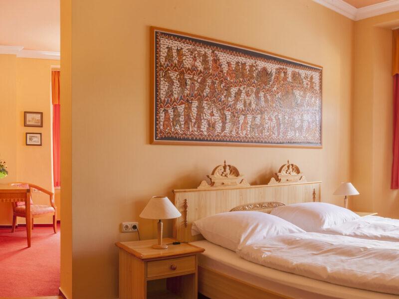 Schlosshotel Althörnitz Deluxe Zimmer