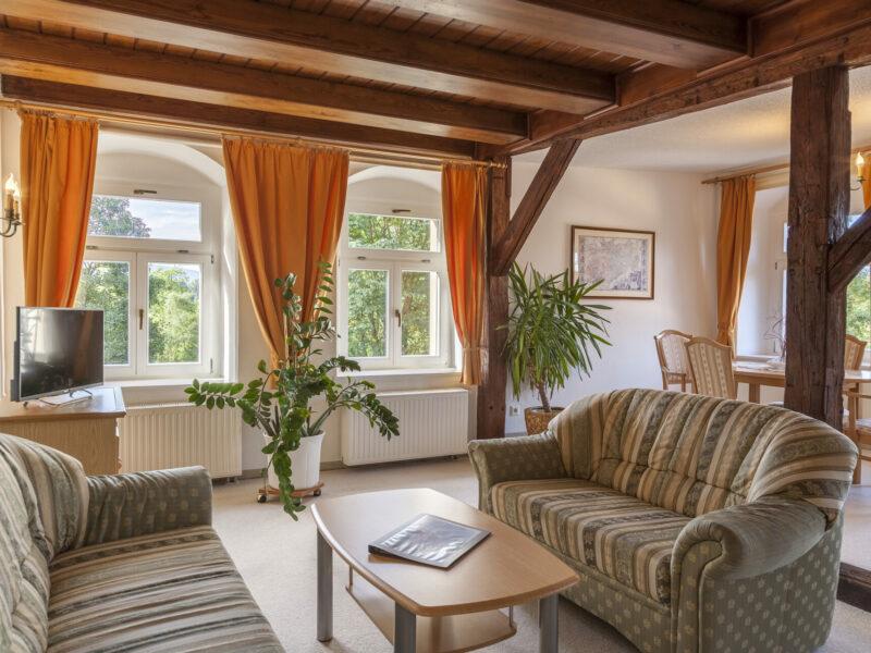 Schlosshotel Althörnitz Suite