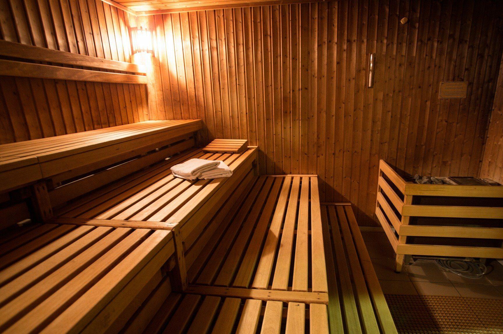 Schlosshotel Althörnitz Sauna